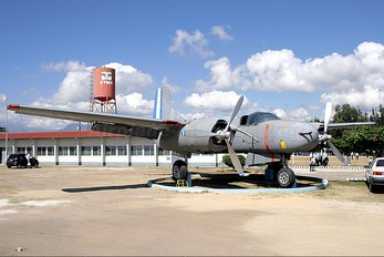 FAG404 - Guatemala - Air Force Douglas A-26 Invader