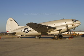 N53594 - American Airpower Heritage Museum (CAF) Curtiss C-46F Commando