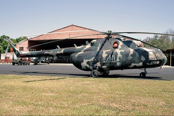 FAN322 - Nicaragua - Air Force Mil Mi-17