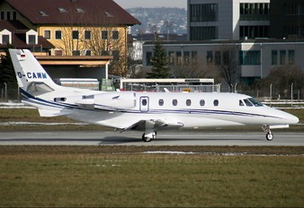 D-CAWM - Aerowest Cessna 560XL Citation XLS