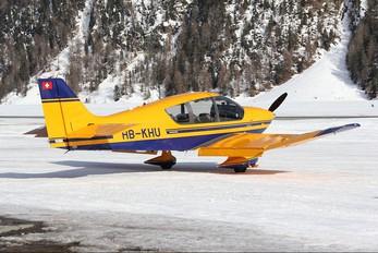 HB-KHU - Private Robin DR.400 series