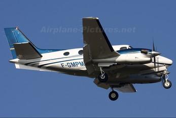 F-GMPM - Private Beechcraft 90 King Air