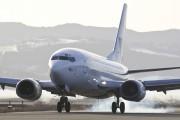 LN-BUD - SAS - Scandinavian Airlines Boeing 737-500 aircraft