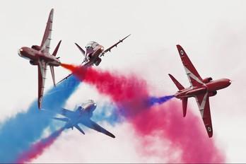 "XX306 - Royal Air Force ""Red Arrows"" British Aerospace Hawk T.1/ 1A"