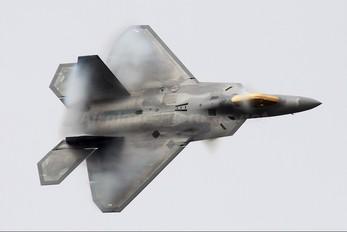 06-4108 - USA - Air Force Lockheed Martin F-22A Raptor