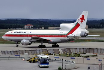 CS-TED - TAP Portugal Lockheed L-1011-500 TriStar