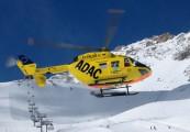 D-HLIR - ADAC Luftrettung Eurocopter BK117 aircraft