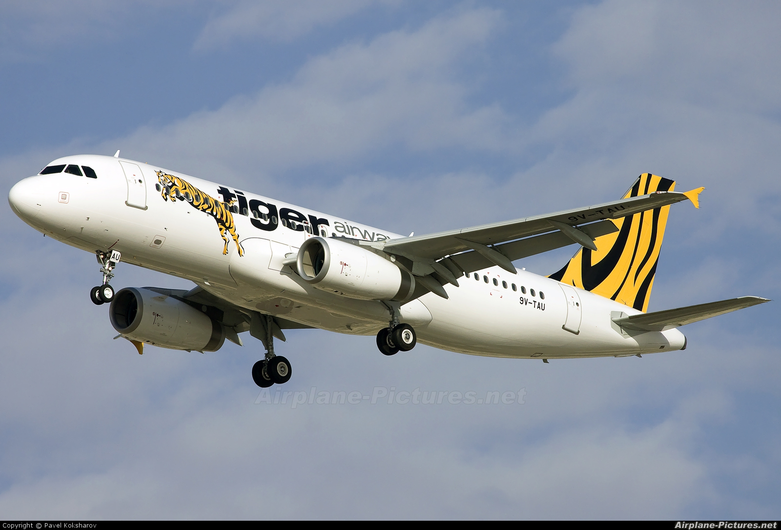 R Tiger Airways 9V-ATU - Tiger Airways...