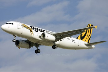 9V-ATU - Tiger Airways Airbus A320