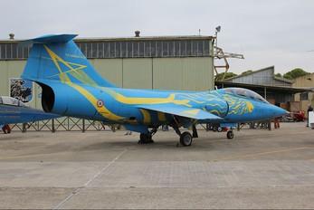 MM54253 - Italy - Air Force Lockheed TF-104G Starfighter