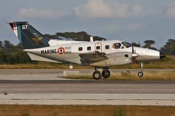 67 - France - Navy Embraer EMB-121AN Xingu