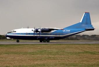UR-DWF - ACR Aero-Charter Antonov An-12 (all models)