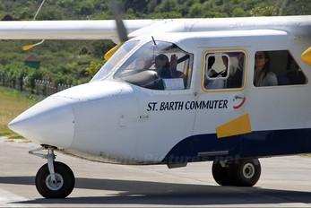 - - St.Barth Commuter Britten-Norman BN-2 Islander