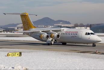 SE-DSX - Malmo Aviation British Aerospace BAe 146-300/Avro RJ100