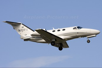 N101FU - Private Cessna 510 Citation Mustang