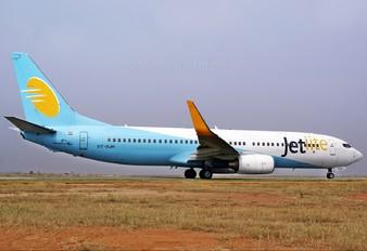 VT-SJH - Jet Lite India Boeing 737-800