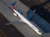 N996DL - Delta Air Lines McDonnell Douglas MD-88 aircraft