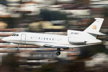 VP-BOZ - Private Dassault Falcon 900 series