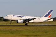 F-GRHA - Air France Airbus A319 aircraft