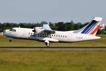 F-GPYF - Air France - Airlinair ATR 42 (all models)