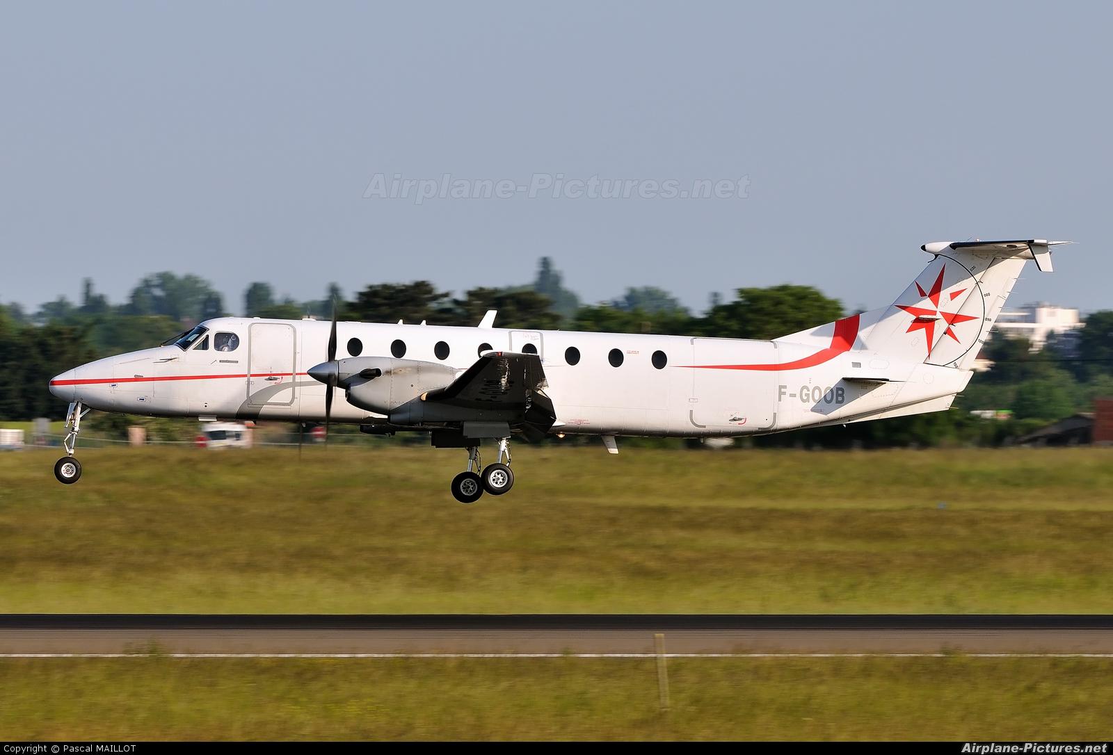 Chalair F-GOOB aircraft at Paris - Orly