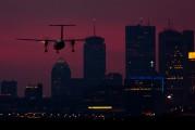 - - Air Canada Jazz de Havilland Canada DHC-8-100 Dash 8 aircraft