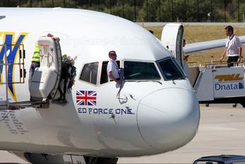 G-STRX - Astraeus Boeing 757-200