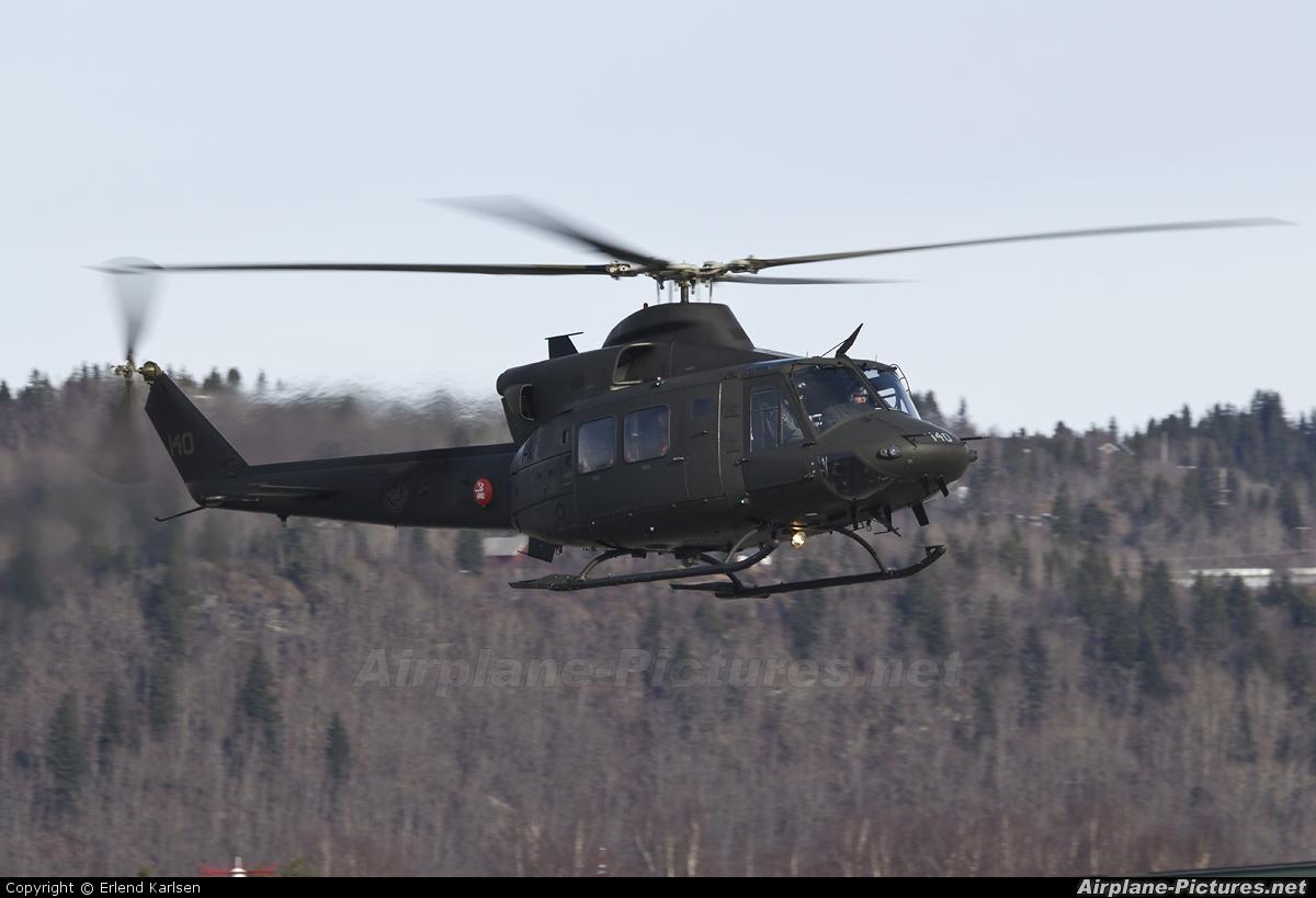 Norway - Royal Norwegian Air Force 140 aircraft at Trondheim - Vaernes