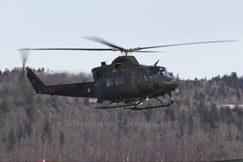 140 - Norway - Royal Norwegian Air Force Bell 412SP