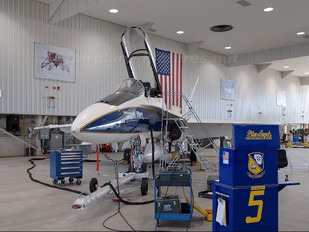 N846NA - NASA McDonnell Douglas F/A-18B Hornet