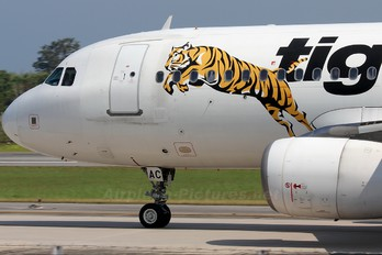 9V-TAC - Tiger Airways Airbus A320