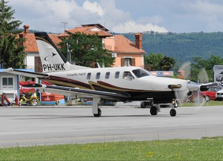 PH-UKK - Private Socata TBM 850
