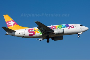 VP-BFN - Sky Express Boeing 737-500