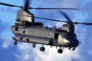 ZA684 - Royal Air Force Boeing Chinook HC.2 aircraft