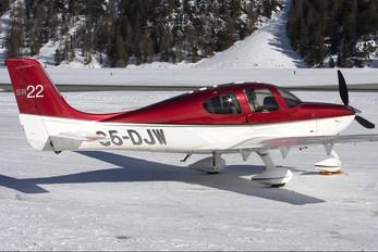 S5-DJW - Private Cirrus SR22