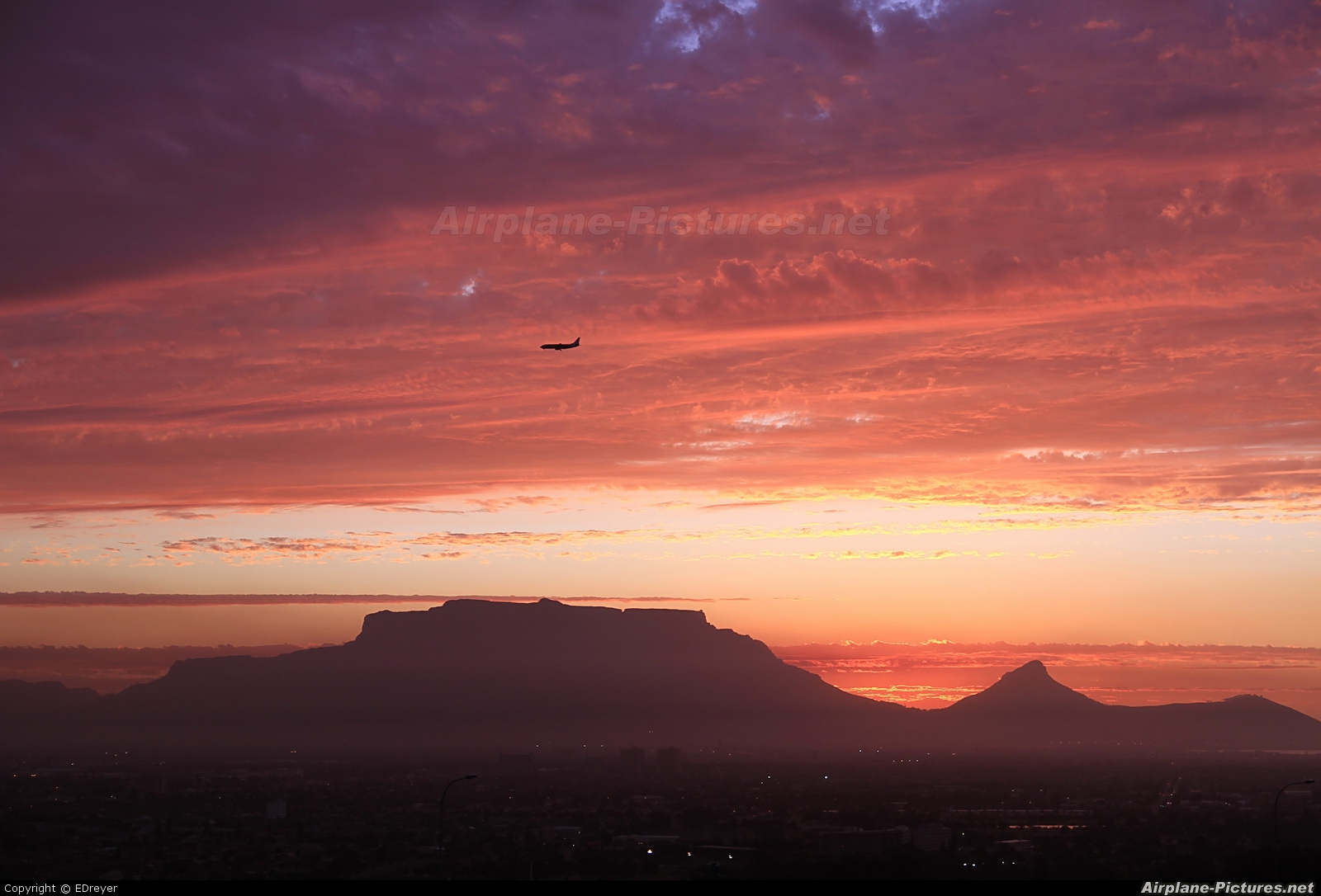 South African Airways - aircraft at Off Airport - South Africa