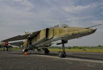 20+51 - Germany - Air Force Mikoyan-Gurevich MiG-23BN