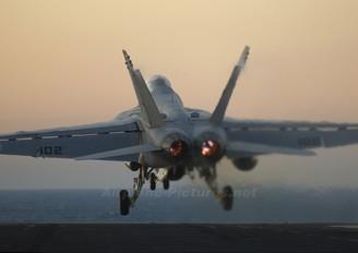 166624 - USA - Navy McDonnell Douglas F/A-18F Super Hornet