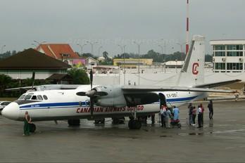 EX-051 - Canadian Airways Congo Antonov An-24