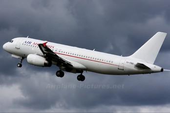 SU-PBG - Air Memphis Airbus A320