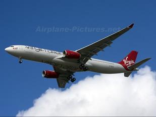 G-VSXY - Virgin Atlantic Airbus A330-300
