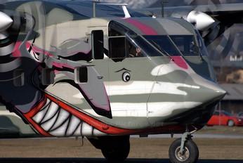 OE-FDI - Pink Aviation Short SC.7 Skyvan