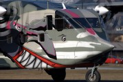 OE-FDI - Pink Aviation Short SC.7 Skyvan aircraft