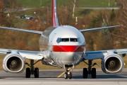 HB-IIR - PrivatAir Boeing 737-800 aircraft