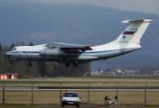RA-76638 - 224 Flight Unit Ilyushin Il-76 (all models) aircraft