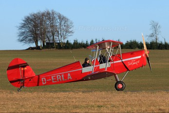 D-ERLA - Private Stampe SV4