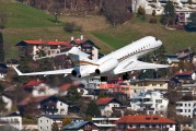 OE-IEL - Tyrolean Jet Service Bombardier BD-700 Global Express aircraft