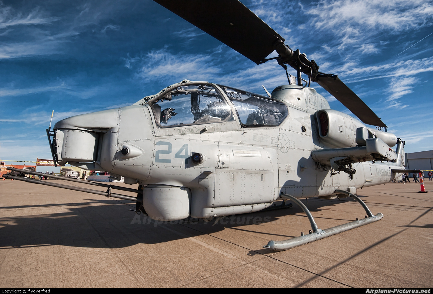USA - Marine Corps 165286 aircraft at Fort Worth Alliance