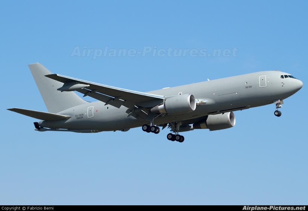Italy - Air Force MM62229 aircraft at Bologna - Borgo Panigale