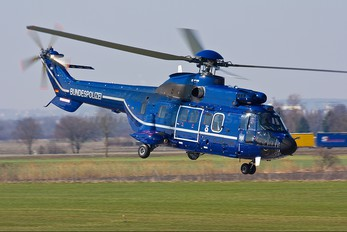 D-HEGM - Germany -  Bundespolizei Aerospatiale AS332 Super Puma L (and later models)
